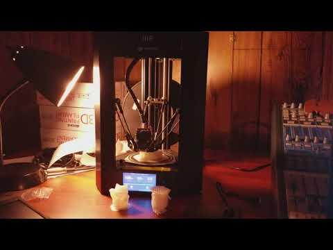 Delta mini 3D printer