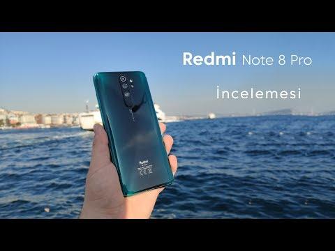 Redmi Note 8 Pro İncelemesi | 64MP Kamera | Mediatek İşlemci Hayal Kırıklığı Mı?