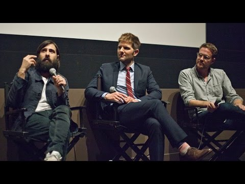 The Overnight Q&A  Jason Schwartzman, Adam Scott, Patrick Brice, Judith Godréche