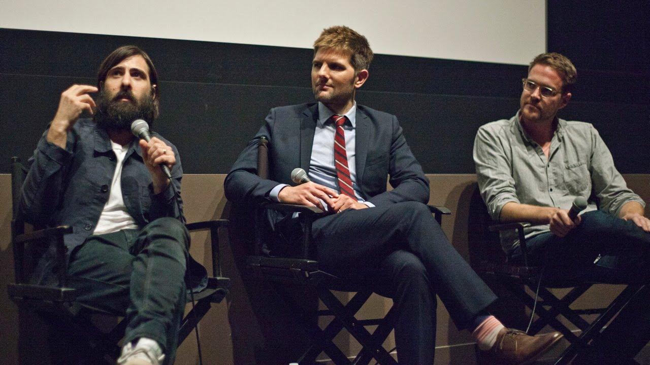 The Overnight Q&A | Jason Schwartzman, Adam Scott, Patrick Brice, Judith Godréche