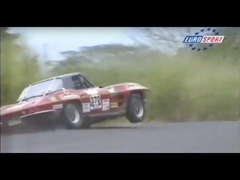 La Carrera Panamericana 1998 (Onceava de la nueva edición)