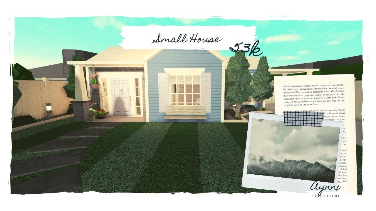 Download Bloxburg: Small house (53k)