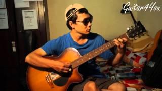 Sorry I Love You Guitar Cover ( Xin lỗi anh yêu em) by Guitar 4 You
