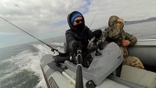 Морська риболовля. Владивосток 9 ТРАВНЯ.