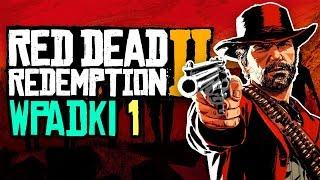 MOJE WPADKI (1)  - RED DEAD REDEMPTION 2