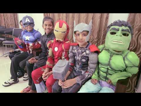Avengers Kids!