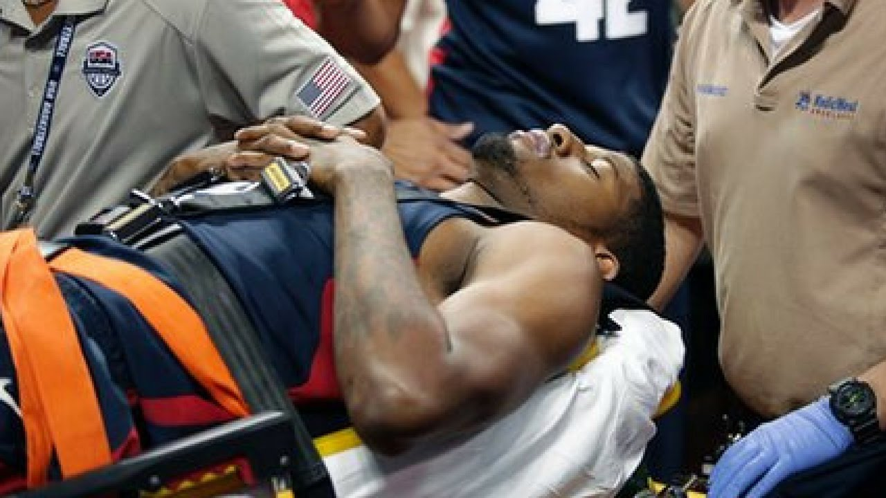 WORST 5 INJURIES IN BASKETBALL HISTORY