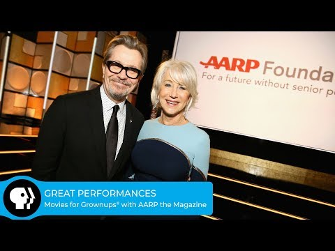 GREAT PERFORMANCES | Official Trailer: Movies For Grownups with AARP the Magazine | PBS