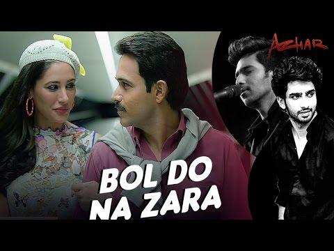 Bol Do Na Zara Full Song With Lyrics [Instrumental Piano Cover] AZHAR