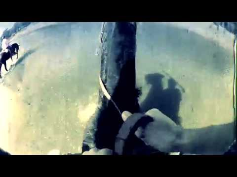 Baba Videos, Horse riding in Chile, Dunas Ritoque , Rotor helmet mount Gopro