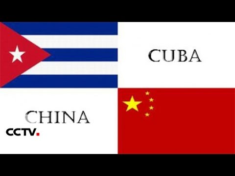 China builds trade relations with Cuba