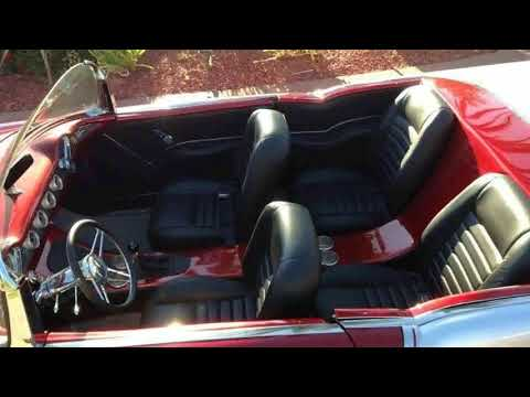 FOR SALE 1955 Chevrolet BelAir Roadster IN ESCONDIDO CA 92025