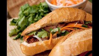Ăn bánh mì thịt khìa ở Mỹ