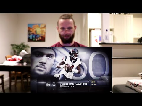 Rugby Player Reacts To NFL Top 100 Players Of 2018 (#50, #49, #48)