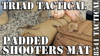 Triad Tactical Padded Shooting Mat Review thumbnail