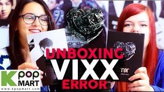 VIXX ERROR - Unboxing + iKON talk Thumbnail