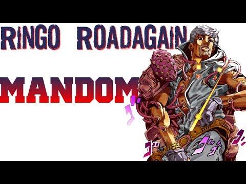 Ringo Roadagain - Mandom (JJBA Musical Leitmotif)