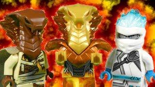 LEGO NINJAGO - PYRO SNAKE ATTACK