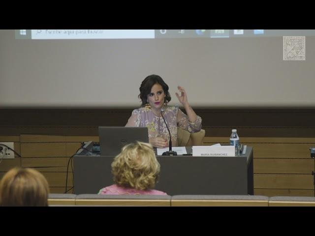 Comunicar en tiempos de Coronavirus. María Ruisánchez | Ciclo 'Infecciones Víricas'