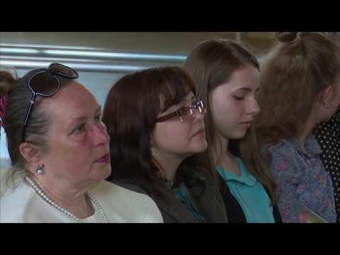 Rada Sumy: Служба у справах дітей привітала підопічних із закінченням школи