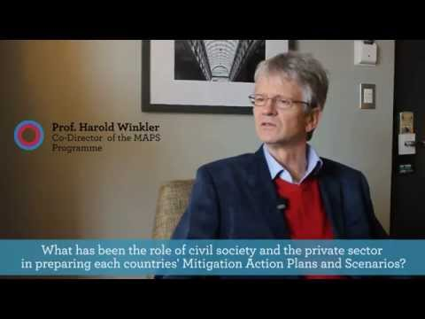 Interview with Prof. Harold Winkler, Co-Director of the MAPS Programme