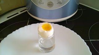Яйца в смятку в мультиварке I Просто и быстро