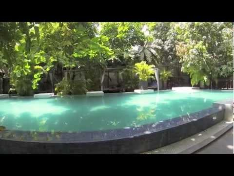 Cambodia -The Blue Lime Boutquie Hotel in Phnom Penh #gopro