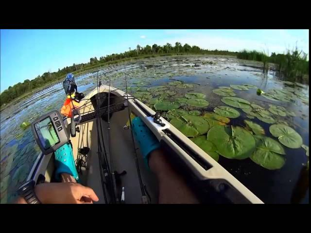 Wilderness Systems Commander 120 Fishing Kayak Mini Review