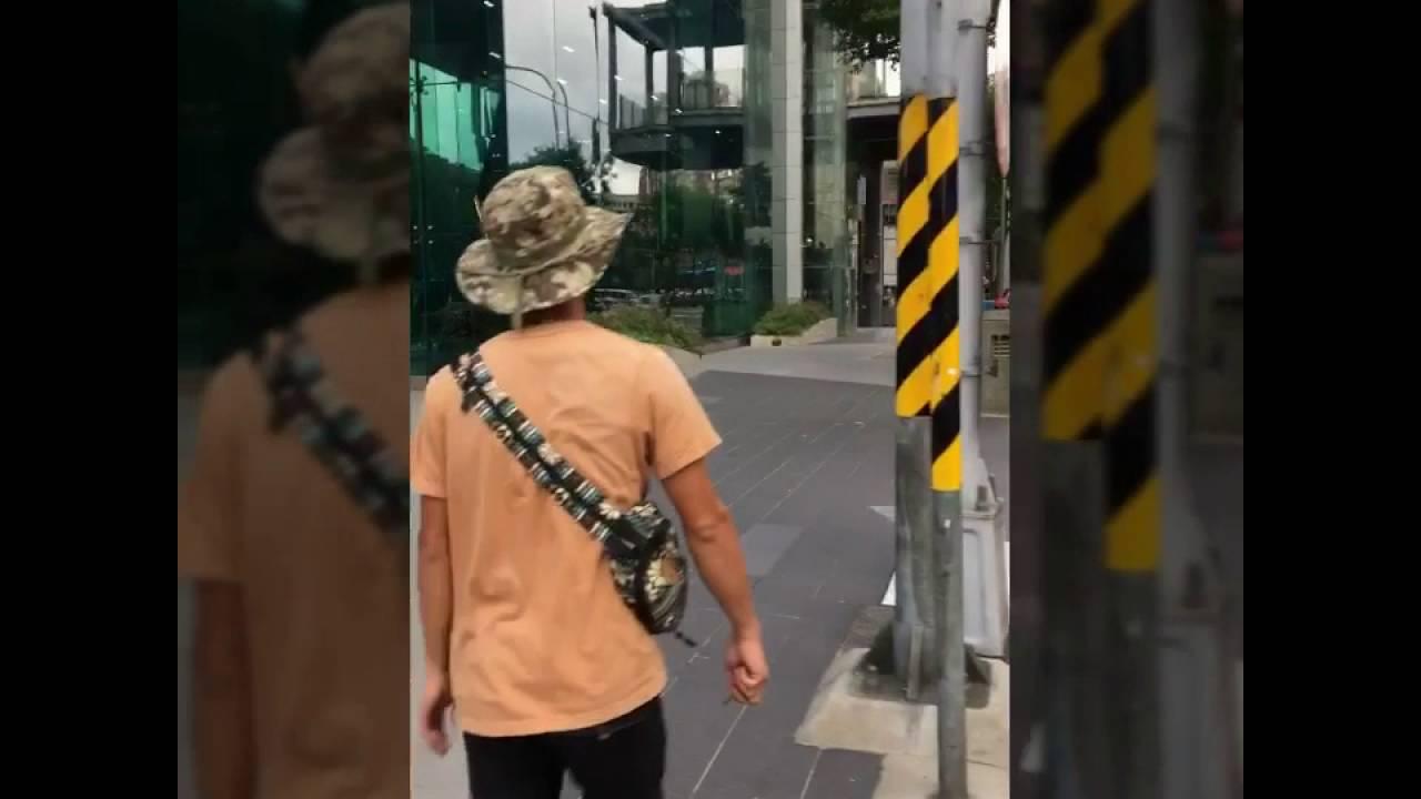 板橋捷運站如何走到艾偲 - YouTube