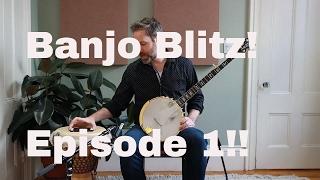 banjo blitz episode 1 basic double thumbing and deep listening