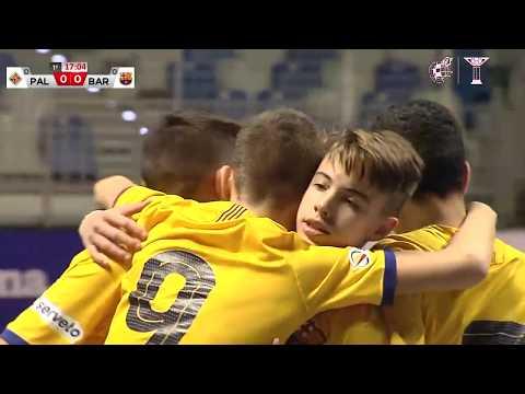 Final, Palma Futsal