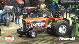 2016 Western Farm Show Outlaw Unlimited Super Stock Tractors