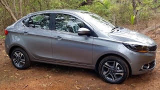 2018 Tata Tigor AMT | New Grey Colour | Exterior | Interior | Price | Mileage | Specs | Features