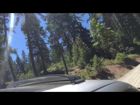 Oregon Trail Blazing! - 4X4 and All Wheeling in Siskiyou National Forest (Onion Mountain)