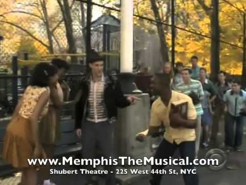 Adam Pascal sings Radio from MEMPHIS (CBS Thanksgiving Day Parade 2011)