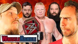 What Will MAIN EVENT WWE Survivor Series 2017? | WrestleRamble