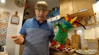 USZKA Z GRZYBAMI W BARSZCZU - Gotuj z Gracjanem