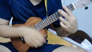 60 năm cuộc đời-ukulele cover