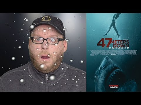 47 Meters Down: Uncaged | Movie Review | Shark Attack Sequel | Spoiler-free