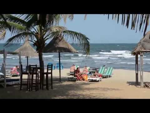 video hotel Bamboo Garden, Kololi, Gambia, Tui