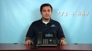 Yealink T46G - Forwarding Calls