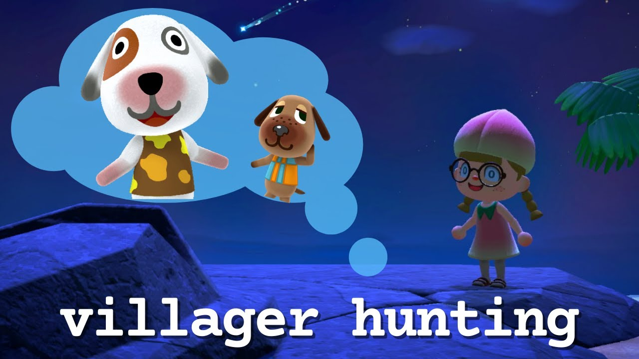 villager hunting + my descent into madness ~ Animal Crossing New Horizons: part 44