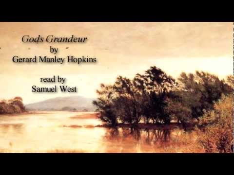 an analysis of gods grandeur by gerard manley hopkins