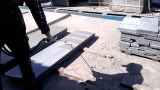 Термообработка гранитных плит(, 2015-01-26T08:30:04.000Z)