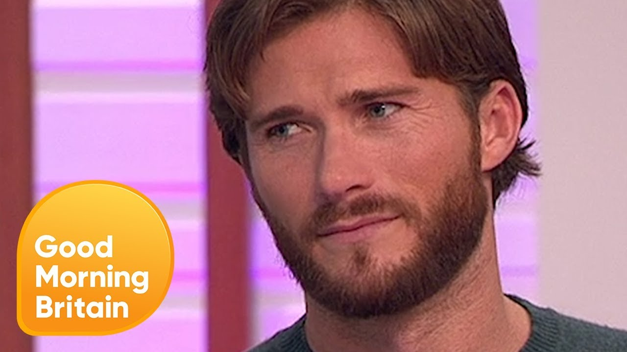 Scott Eastwood on 'Pacific Rim: Uprising' and Working With His Father | Good Morning Britain