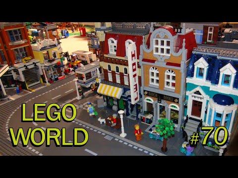 LEGO WORLD (70) - Brick Avenue [8]
