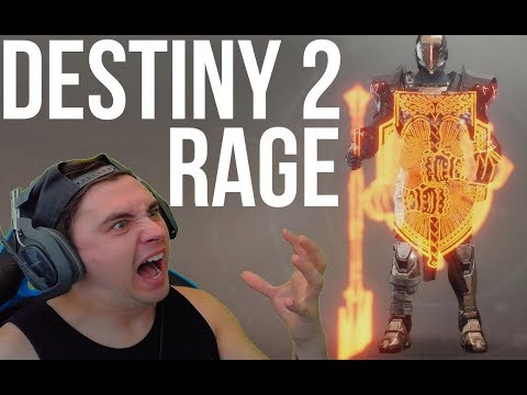 Why Everyone is Constantly Hating on Destiny 2: Iron Banner Emote Rage