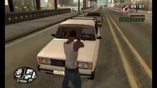 GTA San Andreas Криминальная Россия