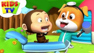 Fake Faint | Loco Nuts | Cartoons For Children | Kids Songs and Shows For Kids - Kids Tv