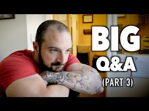 EXTREMELY Personal Questions | BIG Q&A (Part 3)